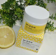Urban Fashionista: Увлажняющий гель с витамином С Mizon Vita Lemon Ca...