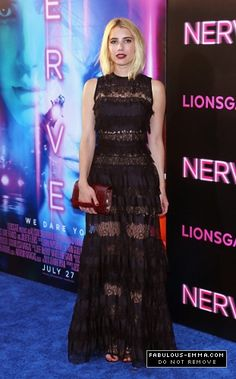 2016 > Nerve movie premiere