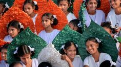 Patriotic fervour marks R-Day celebrations  Bringing the rich culture and heritage of the Republic Day celebrations to the fore, several schools in the city celebrated the day with flag-hoisting ceremony, parades and cultural programmes.