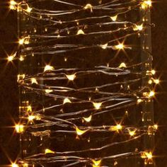 Cheap String Lights Alluring 100Lt Clear Mini String Lightswhite Wire  Room Essentials Inspiration Design