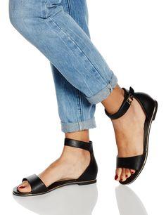 Another Pair of Shoes Scarlet K1 - Sandali a Punta Aperta Donna: Amazon.it: Scarpe e borse