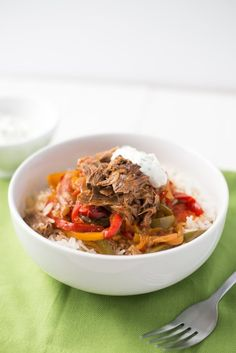 Jamie Oliver's Pork and Chile-Pepper Goulash