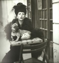 Isabella Blow Stylist and Alexander McQueen's muse 1993