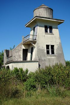 old water tower house