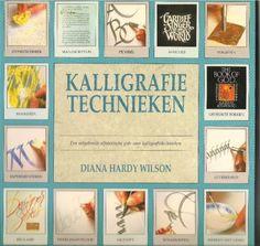 Kalligrafie technieken - Diana Hardy Wilson (2000)