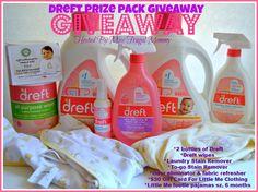 Dreft Prize Pack Giveaway