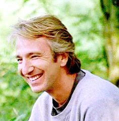 "1991 -- Alan Rickman as Sinclair in the movie ""Close Your Eyes."""