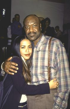 Aaliyah & Delroy Lindo