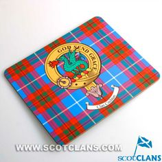 Crichton Clan Crest Place Mat