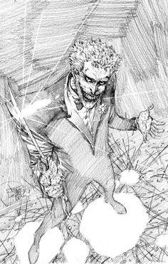The Joker by Philip Tan *