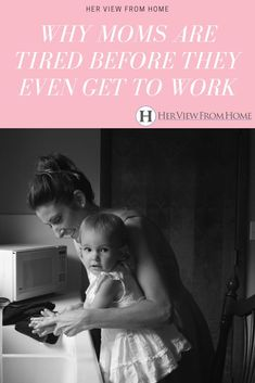 Are you a working mom? There's a reason you are so tired. Maybe it's because you put in a full day's work before you even get to your paying job? Tired Mom, Child Loss, Raising Girls, Working Moms, Working Mother, Funny Girl Quotes, Day Work, Healthy Kids, Parenting Advice