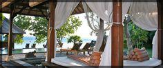 The Gazebo with pool and sea view  Villa Semadhi, Pemuteran, Bali