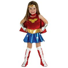 FREE SHIPPING AVAILABLE! Buy Wonder Woman 6-pc. Dress Up CostumeGirls at JCPenney.com today and enjoy great savings. Available Online Only!