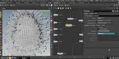 Enjoy a free video tutorial for Houdini Knit Solver by vfxhomeland. This video shows how you can create the growth effect using Houdini knit solver. Part 1