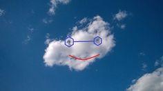 Jeśli masz wyobraźnię, nawet zwykła chmura może się do ciebie uśmiechnąć