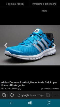 Adidas duramo 6 (le scarpotte che piacciono al mio tipo)