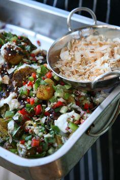 Chaat Masala Potato Salad Ripe Recipes - A Fresh Batch By Angela Redfern
