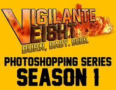 "Check out new work on my @Behance portfolio: ""Vigilante 8: Série 'Burn, Baby. Burn' - 1ª Temporada"" http://on.be.net/1Nyeh1R"