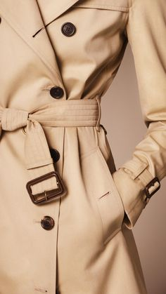 01f39c58d7c83 The Westminster - Trench-coat Heritage long   Burberry Vetement Hiver,  Trench Classique,