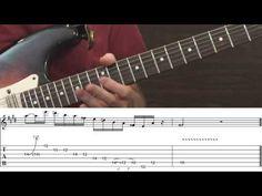 Classic Blues-Rock Guitar Licks...