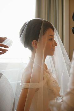 ウェディングドレスSiestaBlog: Hitoezaki ウェディングドレス・Aライン   SiestaBlog