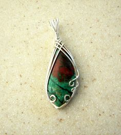 Sonora Sunrise Argentium Sterling Wire by desertshinejewelry, $115.00
