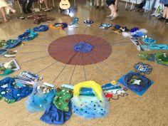 Kindergarten, Godly Play, Montessori, Mandala, Religion, Kids Rugs, Decor, Christian Parenting, Worship Service