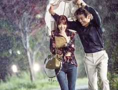 Image about cute in Korean drama~ by Mennah on We Heart It Korean Drama Series, Korean Drama Best, Cute In Korean, Korean Style, Doctors Korean Drama, Dr Park, Kim Rae Won, My Love From Another Star, Moorim School