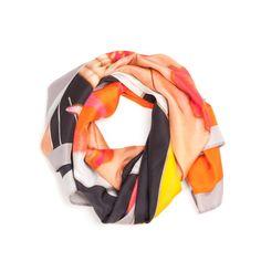 Deco Josephine Wrap Red/Black | Ananda Design