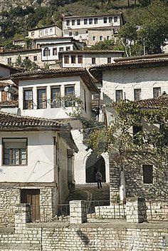 Berat, Albania - UNESCO World Heritage listed
