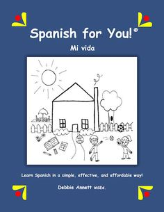 The Mi Vida themed-content package from Spanish for You!for elementary Spanish or middle school Spanish classes has content for an entire school year that includes lesson guides, Spanish worksheets andnative speaker audio for different levels. The book and website have lotsofSpanish games and Spanish activities.#TeachingSpanish #Spanishlearning #Spanishcurriculum http://spanishplayground.net/spanish-mi-vida-package/
