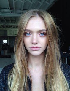 Maria@aniamilczarczyk   Make Up by Ania Milczarczyk