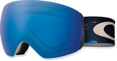 Oakley Male Flight Deck Xm Snow Goggles - Prizm Sapphire Iridium - Men's
