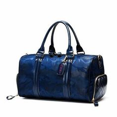 b911fd4e4df4 Comouflage Sport Bag For Women Fitness Waterproof Oxford Men Gym Sports Bag  Excursion Storage Shoulder Bag