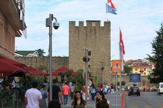 City Walls, Trabzon, Turkey Trabzon Turkey, Cn Tower, Walls, Street View, City, Turkey, Wands, Wall, City Drawing