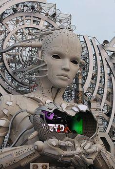 The 2016 Alfa Future People festival of music and technology at the Bolshoe Kozino Airfield Alexander Ryumin/TASS Edm Music Festivals, Music Festival Logos, Future Festival, Future People, Indie, Rave Girls, Festivals Around The World, Muharram, Singapore Travel