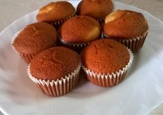 Rizslisztes-banános muffin recept foto Brunch Recipes, Baby Food Recipes, Gluten Free Recipes, Baking Recipes, Pasta Salad With Tortellini, One Pot Pasta, Fast Food Logos, Logo Food, Mint Chocolate