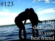 best friends (: