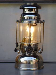 1964 Petromax 827 - Classic Pressure Lamps - The online resource for the collector & enthusiast