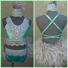 Duo Costumes, Hip Hop Costumes, Custom Dance Costumes, Lyrical Costumes, Girls Dance Costumes, Theatre Costumes, Dance Outfits, Costume Ideas, Dance It Out