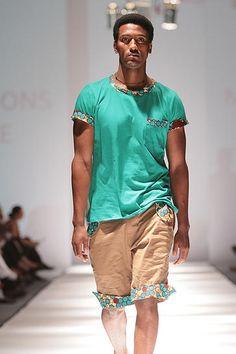 Zambian Clothing Men