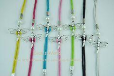 Silver Dragonfly & Pearl braceletSimple cuff Wax  by Evanworld, $0.90 Fashion handmade charm bracelet, the best gift of friendship