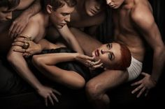 Positive Reasons For a Gang bang - http://www.swingerlifestyle.com/positive-aspects-of-a-gangbang/