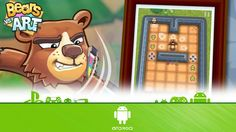 Bears vs. Art - First Look (Android Gameplay)