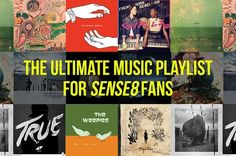 """Here's The Ultimate Playlist For """"Sense8"""" Fans"""