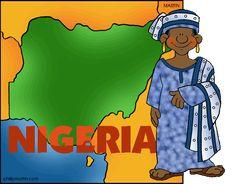 Nigeria - Countries Illustration