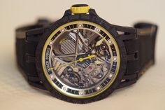 Introducing The Roger Dubuis Excalibur Aventador S (Live Pics & Pricing)