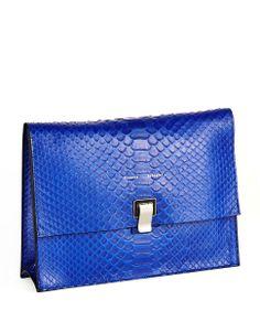 Lunch Bag Clutch by Proenza Schouler, $1,795   Hudson's Bay
