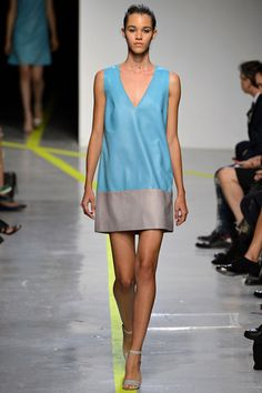 Richard Nicoll Spring 2013 Ready-to-Wear Collection Slideshow on Style.com