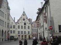 Tallinn's Old Town.